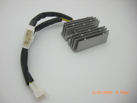 honda 1200 regulator rectifier 114 99 1985 honda gl1200l gl 1200l goldwing regulator rectifier
