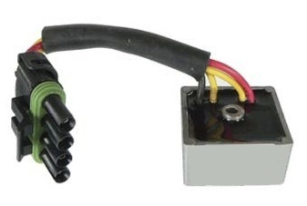 voltage regulators and rectifiers for sea doo pwc 49 99 44 99 1997 sea doo 720gts 720 gts regulator rectifier
