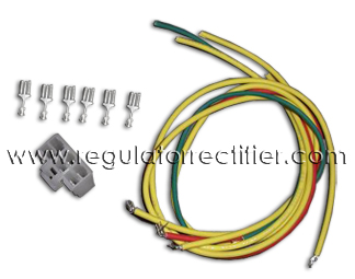 11 103 stator and rectifier connectors Gsxr 750 Wiring Harness Diagram at gsmx.co