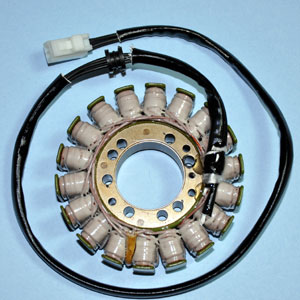 triumph motorcycle stators 2007 2010 triumph tiger 1050 stator