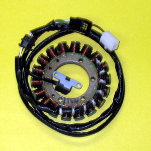 Thundercat   on 1998 1999 Arctic Cat 500 4x4 Stator Generator