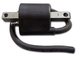 $139 99, 1984-1986 yamaha xt500l xt 500l ignition coil