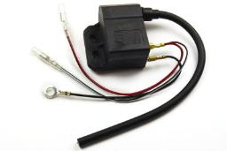 1980-1986 kawasaki kdx250 kdx 250 ignition coil cdi unit